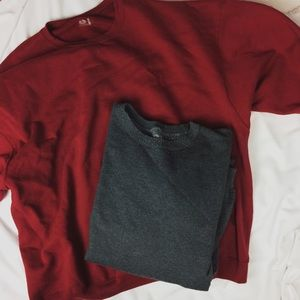 Bundle 2 Giant Oversized Winter Soft Sweaters 4XL